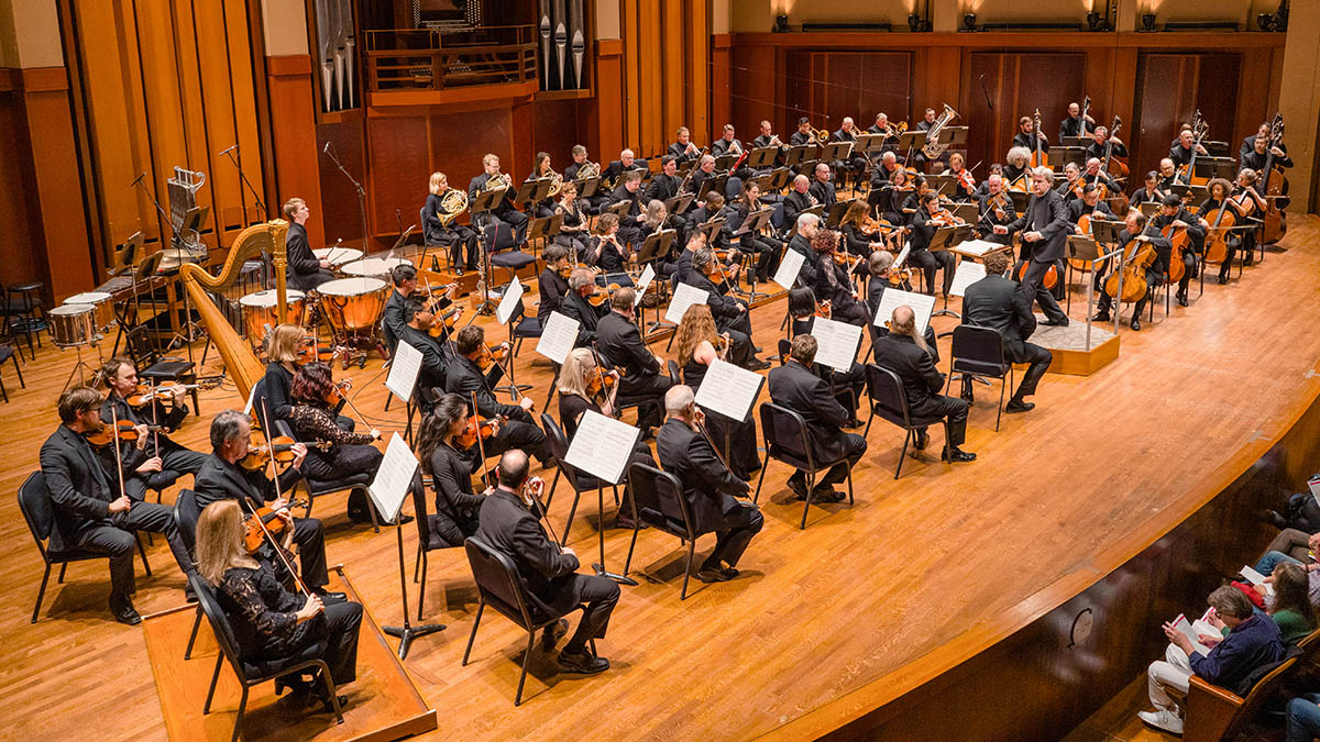 Seattle Symphony Announces Free Video Broadcasts and Livestreams
