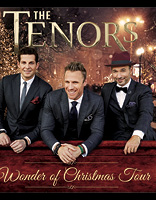 The Tenors: Wonder of Christmas Tour