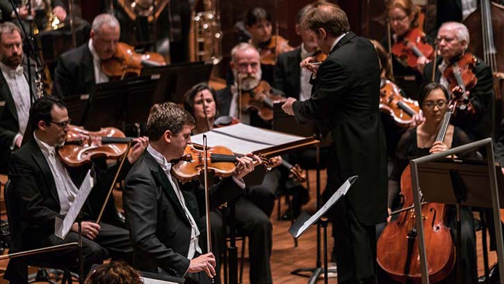 Seattle Symphony Recording Wins Two Grammy Awards