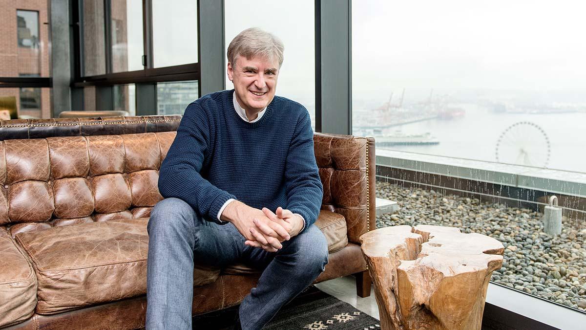 Meet Thomas Dausgaard, the Seattle Symphony's New Music Director